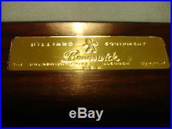 10' Brunswick Billiards Anniversary pool table-restored THE GAME ROOM STORE NJ