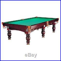 10' Professional Russian Pyramid Billiard / Pool Table