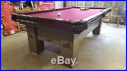 1923 Brunswick, Balke and Collender Wilmington Billiard Table