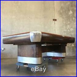 1949 Brunswick pool table