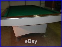 1960's Brunswick Gold Crown II 9' Table