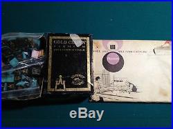 1962 Brunswick Gold Crown Silver Anniversary Edition