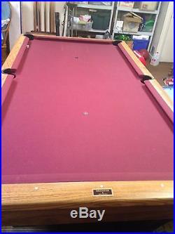 Billiards Tables Table - Brunswick brighton pool table