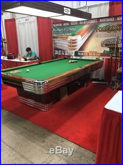 Billiards Tables 187 Blog Archive 187 1 Of A Kind Mark Gregory