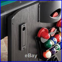 3-In-1 Air Hockey Billiard Pool Ping Pong Tennis Family Party Game Play Table