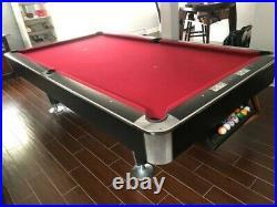 3 Piece Slate 9 ft Pool Table