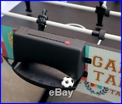 4 in 1 Fold Game Air Hockey Pool Foosball Soccer Football Snooker Table Tennis