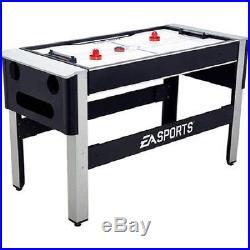 4in1 Air Hockey Ping Pong Table Tennis Pool Table Set Billiard Room Games 54
