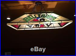 7' American Heritage Omega pool table and accessories