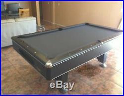 7' Eliminator Pool Table Slate Pool Table Free Shipping