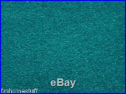 7' Pre Cut Billiard 7 ft Pool Table Replacement Felt Fabric Cloth STANDARD GREEN