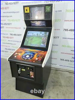 7' Valley Commercial Coin-op Pool Table Model Zd-8 With New Red Cloth
