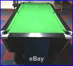 7ft Supreme Winner (Slate Bed) Pool Table FREEPLAY