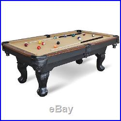 87 Professional Billiard Table Full Size Pool Snooker Tables With Complete Set Us