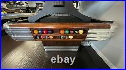 8.5 Brunswick Centennial Pool Table FREE INSTALLATION