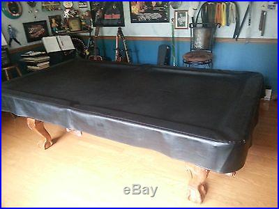 8' Brunswick Avalon II Pool Table