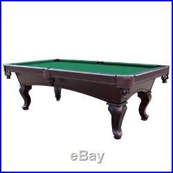 8 Feet Billiards Cloth Pool Table Felt Green Superior Stretching Capability New