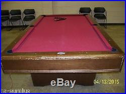 8 Ft. Pool Tables (TF-34522)