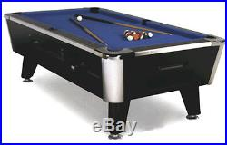 8' Great American Legacy Coin-Op Billiards Pool Table