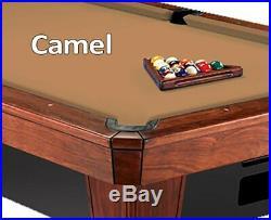 8\u0027 Oversized Simonis 860 Camel Billiard Pool Table Cloth Felt & Billiards Tables » felt