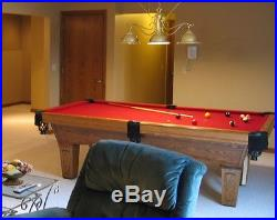8' Pool Table Slate Olhausen -Model Augusta