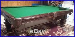 8' Pool Table (slate)