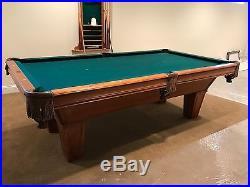 Billiards Tables Blog Archive Used Brookstone Pool Table - Brunswick brookstone pool table