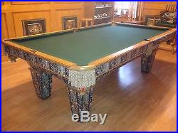 8 ft. Brunswick pool table RealTree camo