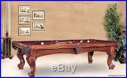 8 ft. Peter Vitalie (Savannah Model) Slate Pool Table-Great Condition