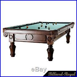 8 ft. Profi Pool Billardtisch Billard Billiard General von Billiard-Royal