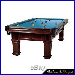 8 ft. Profi Pool Billardtisch Billard Modell Portos von Billiard Royal