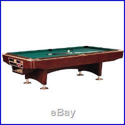 8 ft. Profi Pool Billardtisch Billiardtisch Billard Modell Gladiator Mahagoni
