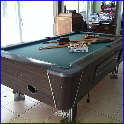 Billiards Tables 187 Blog Archive 187 8 Ft Slate Valley Pool Table