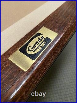 8' used slate pool table by Gandy