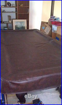 8ft Pool Table Slate Bed