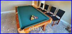 90 x 50 Pool Table Great Condition