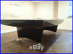 9' BRUNSWICK GOLD CROWN I POOL TABLES FOR SALE