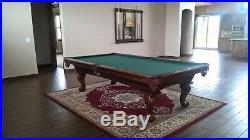 9' Connelly Prescott Billiards/Pool Table Free Delivery Available