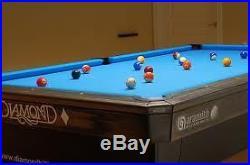 9' Diamond Pool Table