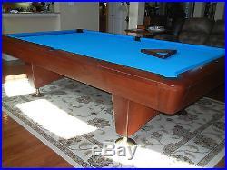 9' Diamond Pro Pool Table