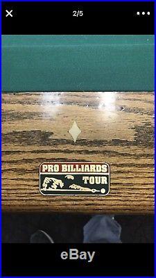 9 Diamond Professional Pool Table