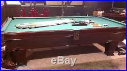 9 Foot Ventura pool table by Brunswick