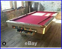 9' Gandy Pool Table INSTALLERS PRIVATE TABLE