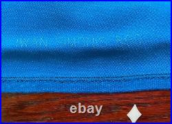 9 Simonis 860 TOURNAMENT BLUE Pool Table Felt Cloth With Pre Cut Rails
