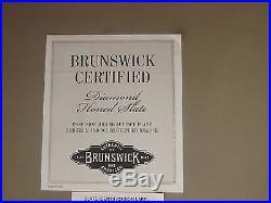 9 ft. Brunswick Classic Pool Table