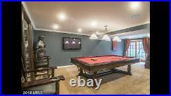 9 ft Brunswick Montebello Pool Table Great Condition