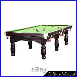 9 ft. Profi Billardtisch Billiardtisch Billard Modell Leopold von Billiard-Royal
