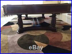 9ft. Brunswick Montebello Pool Table EXCELLENT Condition, Jax, FL Pick Up ONLY