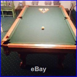 American Heritage Pool Table Regulation