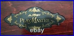 AMF Playmaster pool table 8